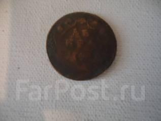 Продам или обменяю монету денга 1746г.