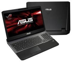 "Asus ROG G75VW. 17.3"", 2,3ГГц, ОЗУ 8192 МБ и больше, диск 1 500 Гб, WiFi, Bluetooth, аккумулятор на 1 ч."