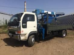 Nissan Diesel Condor. Продам манипулятор - эвакуатор Nissan Diesel 1994г., 7 000 куб. см., 6 000 кг.