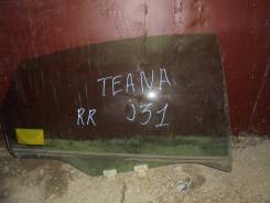 Стекло боковое. Nissan Teana, J31, TNJ31, PJ31 Двигатели: VQ23DE, NEO