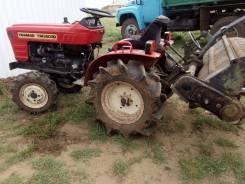 Yanmar. Продаю японский мини трактор 1401D, 14 л.с.