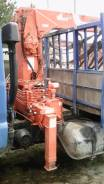 Kia Rhino. Кран манипулятор (воровайка) KIA, 6 000 кг., 12 м.