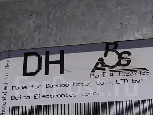Блок управления (ЭБУ) Daewoo Espero