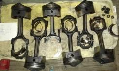 Поршень. Mitsubishi: Pajero Evolution, Proudia, Challenger, Triton, Pajero, Debonair, Montero Sport Двигатель 6G74