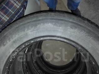 Dunlop Grandtrek SJ6. Зимние, без шипов, 2004 год, износ: 40%, 4 шт