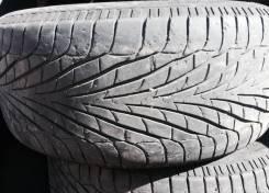 Goodyear Wrangler F1. Всесезонные, износ: 30%, 2 шт