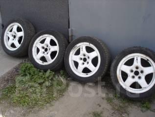 Nissan. 6.5x16, 5x114.30