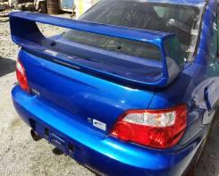 Крышка багажника. Subaru Impreza, GD, GD3, GDC, GD2, GDB, GDA