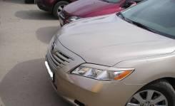 Накладка на фару. Toyota Camry, ACV40, ASV40, AHV40, ACV45, GSV40. Под заказ