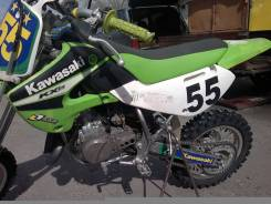 Kawasaki KX 65. 65 куб. см., исправен, без птс, с пробегом