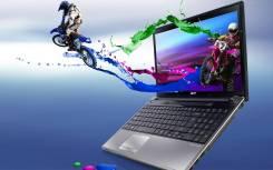 "Acer Aspire E1-570G. 15.6"", 2,5ГГц, ОЗУ 8192 МБ и больше, диск 500 Гб, WiFi, Bluetooth, аккумулятор на 4 ч."