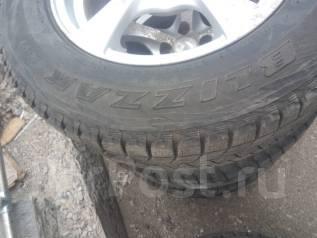 Bridgestone Blizzak DM-V1. Зимние, без шипов, 2012 год, износ: 20%, 2 шт