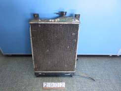 Радиатор охлаждения двигателя. Mitsubishi Pajero Mini, H51A, H56A