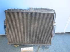 Радиатор охлаждения двигателя. Mitsubishi Pajero, L049G, L048G, L144G, L044GV, L043G, L044G, L149G