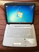 """Acer Aspire 5720. 15.4"""", 1,8ГГц, ОЗУ 2048 Мб, диск 160 Гб, WiFi, аккумулятор на 1 ч."""