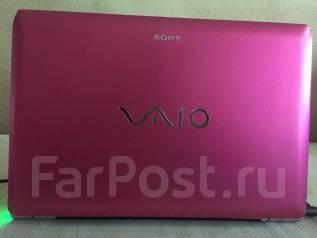 """Sony VAIO VPC-YB3Q1R. 11.6"""", 1 650,0ГГц, ОЗУ 2048 Мб, диск 300 Гб, WiFi, Bluetooth, аккумулятор на 5 ч."""