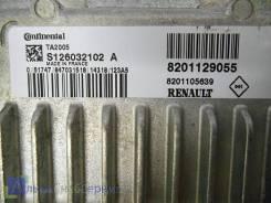 Блок управления автоматом. Nissan Almera Renault Logan Двигатель K4M