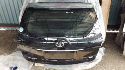 Дверь багажника. Toyota Corolla Fielder, NZE141G, NZE141, NZE144, NZE144G Двигатель 1NZFE