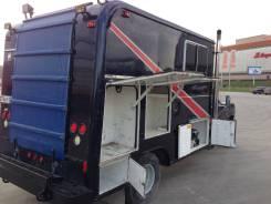 Фургон специальный от каротажной лаборатории Канада