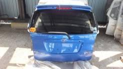 Дверь багажника. Toyota Corolla Spacio, ZZE122N Двигатель 1ZZFE