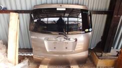 Дверь багажника. Toyota Ractis, SCP100, NCP105 Двигатели: 1NZFE, 2SZFE