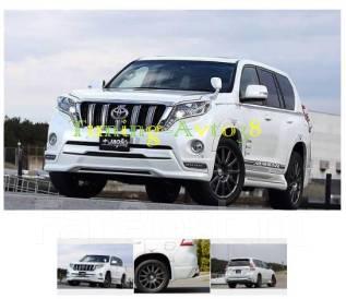 Расширитель крыла. Toyota Land Cruiser Prado, GDJ150, GDJ150L, GDJ150W