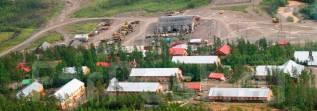 Машинист бульдозера. Хабаровский край, Аяно-Майский район, поселок Кондер