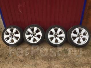 Продам комплект колес. 8.0x17 5x112.00 ET39 ЦО 66,0мм. Под заказ