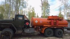 Сдам в аренду бензовоз-топливозаправщик на базе Урала
