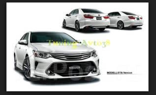 Обвес кузова аэродинамический. Toyota Camry, ACV51. Под заказ