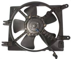 Вентилятор радиатора кондиционера. Chevrolet Lacetti Двигатели: L14, L34, L44, L79, L84, L88, L91, L95, LDA, LMN, LXT