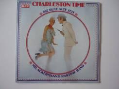JAZZ! Рэгтайм оркестр мистера Аккермана - Charleston Time - DE LP