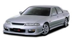 Nissan Skyline. ER33, RB25DE