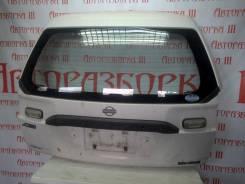 Дверь багажника. Nissan AD, VFY11 Двигатель QG15DE