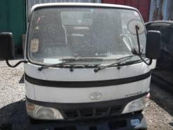 Кабина. Toyota ToyoAce, XZU307 Двигатель S05C