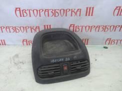 Обшивка салона. Nissan AD, VFY11 Двигатель QG15DE