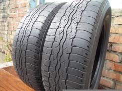 Bridgestone Dueler H/T D687. Летние, 2006 год, износ: 50%, 2 шт