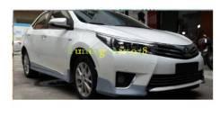 Обвес кузова аэродинамический. Toyota Corolla, NRE180, NRE181