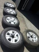 Продам колёса от Toyota Land Cruiser 100, 5 штук. x17