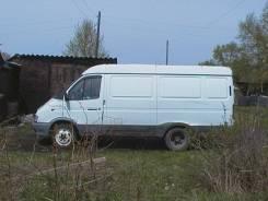 ГАЗ Газель. Продается ГАЗель цельно металическая трёх местная 2003 год выпуска, 2 500 куб. см., 2 001 кг.