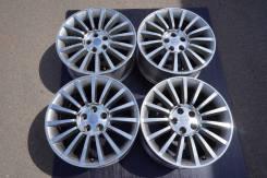 Nissan. 8.0x18, 5x114.30, ET30, ЦО 66,1мм.