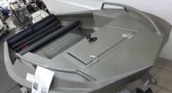 Катер Trident 520 Alugator с мотором Gator Tail GTR 35л. с. Год: 2016 год, длина 5 270,00м., двигатель подвесной, 40,00л.с., бензин