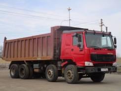 Howo. Самосвал Хово 8х4, 9 726 куб. см., 31 000 кг.