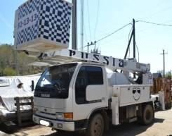 Nissan Atlas. Автовышка 15м. Ниссан Атлас, 4 200 куб. см., 15 м.
