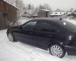 Ветровик на дверь. BMW 3-Series, E46/3, E46/2, E46/4