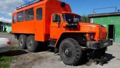 Урал 4320. Продам вахтовый автобус , 12 000 куб. см., 22 места
