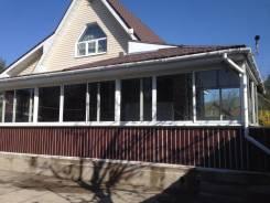 Дом на Весенней. Пригородная 1-я дом 99, р-н Весенняя, площадь дома 170кв.м., скважина, электричество 15 кВт, отопление твердотопливное, от частного...