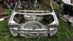 Задняя часть автомобиля. Toyota Sprinter, CE100, AE101, AE100