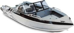 Катер Волжанка LegendFish SL 49 компл. 2. Год: 2017 год, длина 4,93м., двигатель подвесной, 70,00л.с., бензин. Под заказ