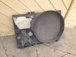 Радиатор охлаждения двигателя. Toyota Crown, JZS155 Двигатель 2JZGE